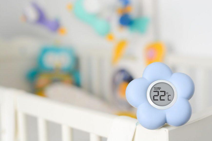 temperatura din camera copilului