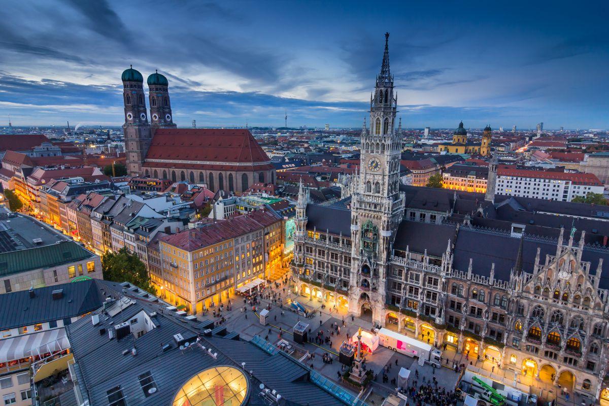 Top 5 oraşe în Europa