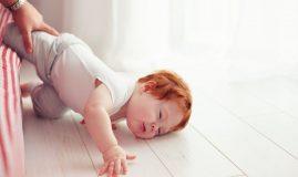 copil lovitură cap
