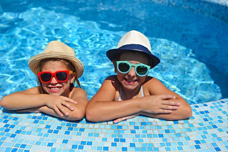 ochelarii de soare la copii