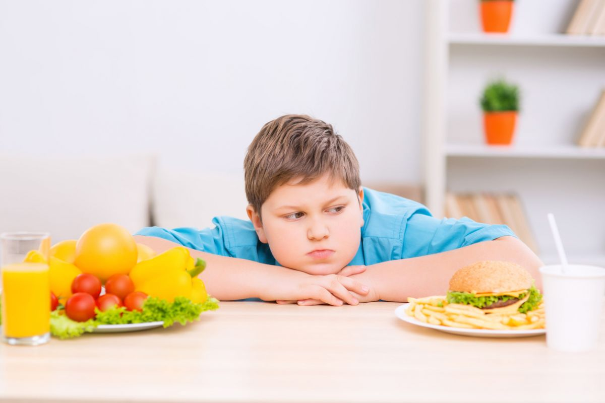 obezitate infantilă