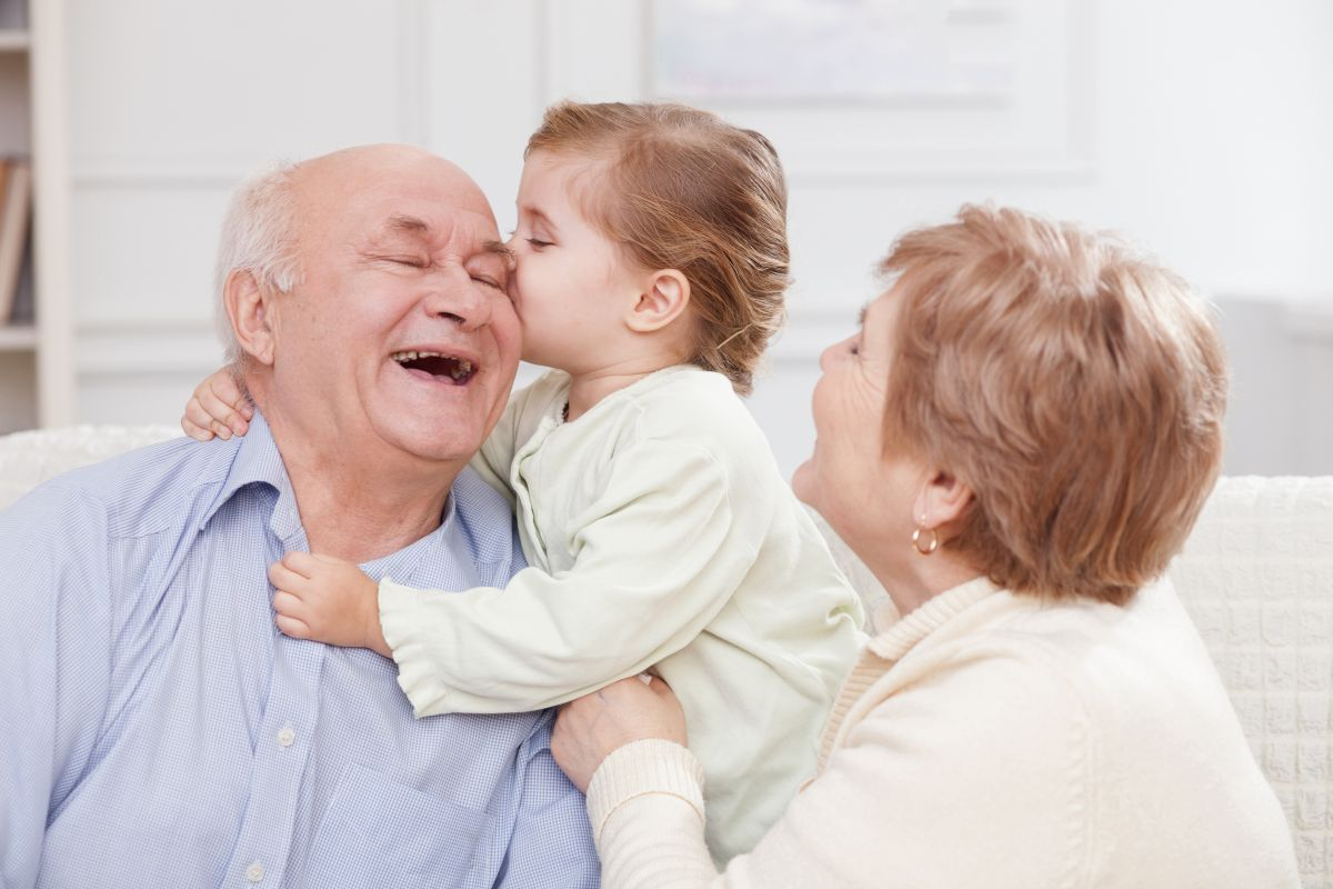 tipuri de bunici