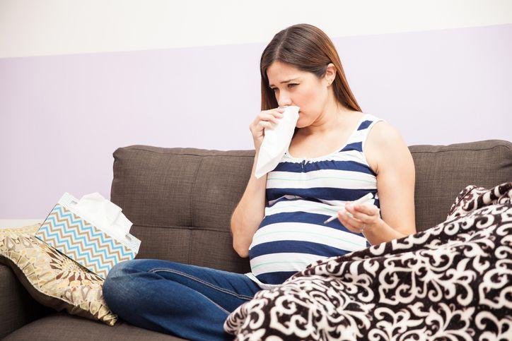 gravida răcita
