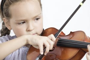lectii vioara copii