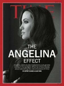 Revista Time Angelina