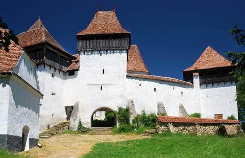 Destinații de vacanță România Viscri | Totul despre mame