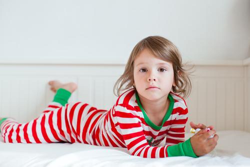 Copiii si mutatul in patul mare Totul despre mame