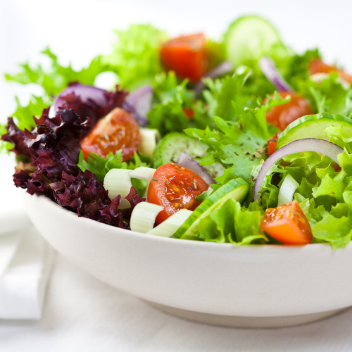 antioxidanți în alimente salate