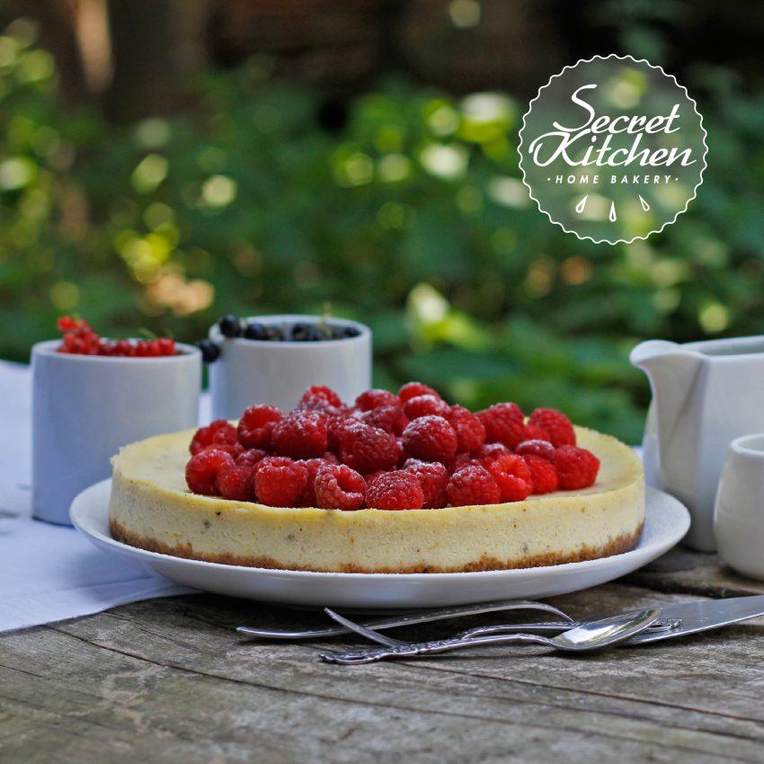 Skinny cheesecake Secret KItchen