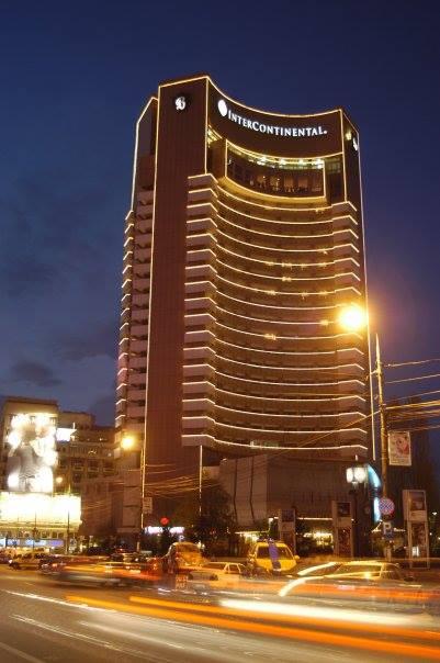 Istoria Hotelului InterContinental Bucuresti / Totul despre mame