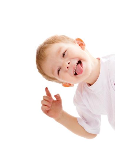 5 situatii de rasul copiilor / Totul despre mame