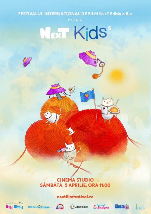 Afis NexT Kids | Totul despre mame