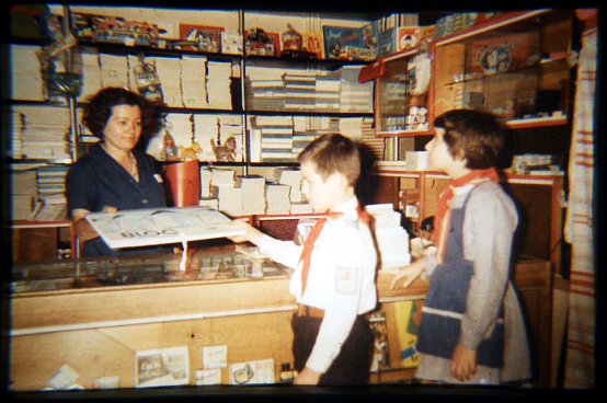 Librarie anii '80   Totul despre mame