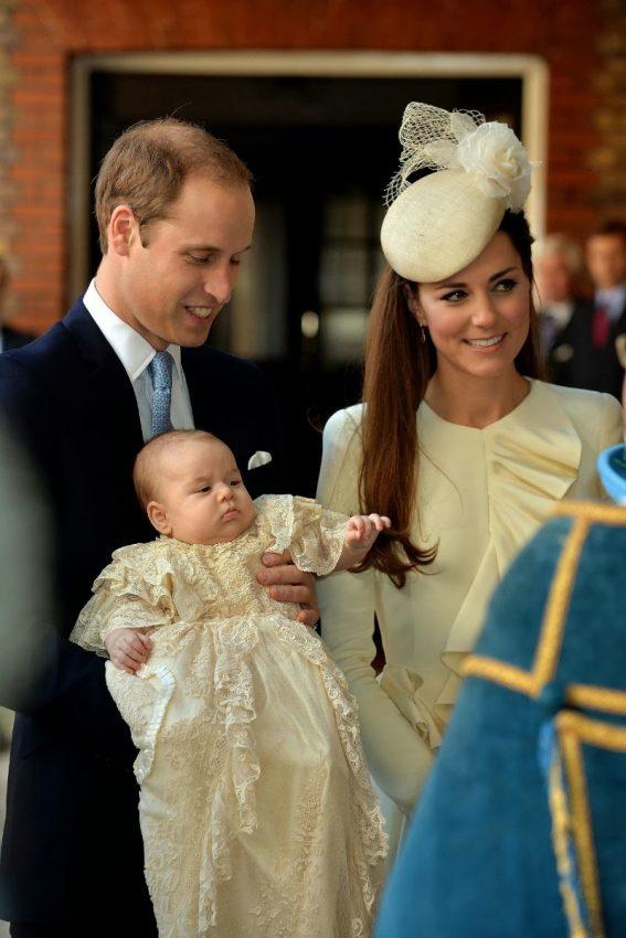 Printul William, Ducesa de Cambridge & Printul George | Totul despre mame