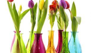 Vaze flori decorarea casei