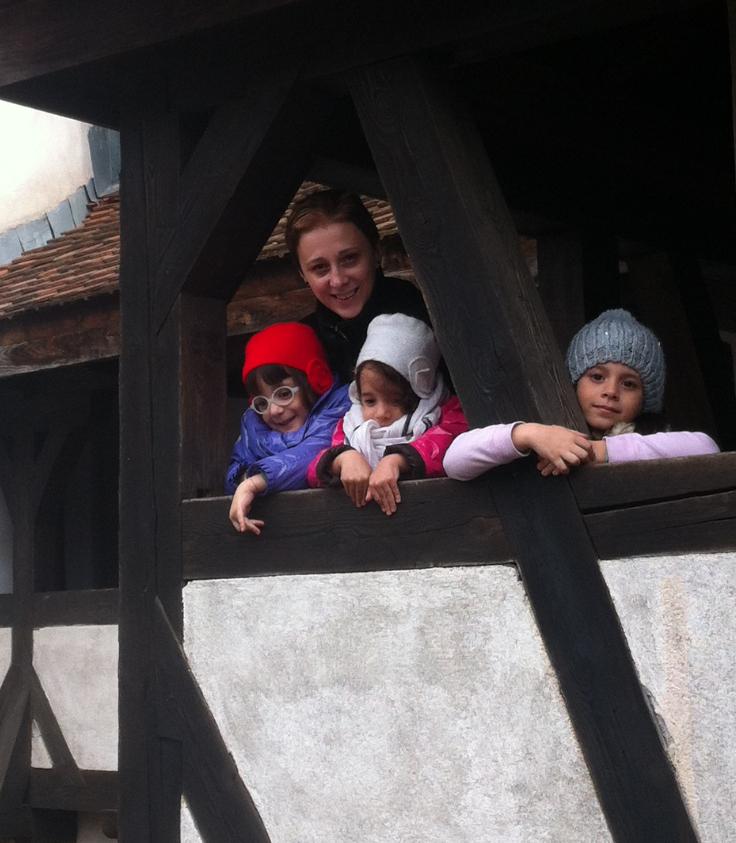 Corina Croitoru si fetele / Totul despre mame