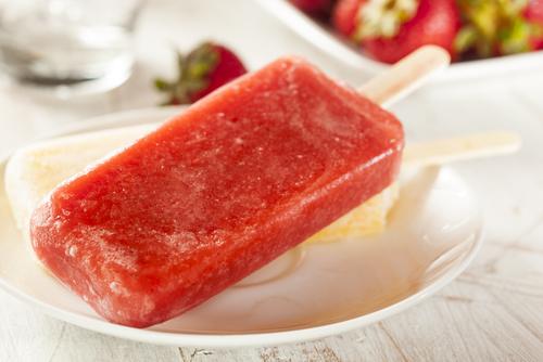 rețete fără zahăr înghețată