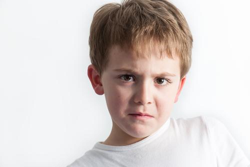 bâlbâiala la copii băiat