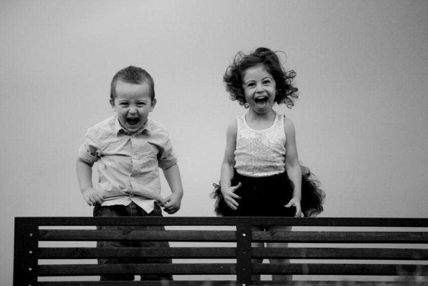 Copii veseli / Totul despre mame