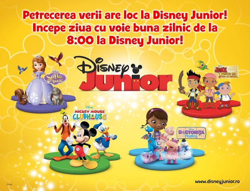 Disney Junior | Totul despre mame