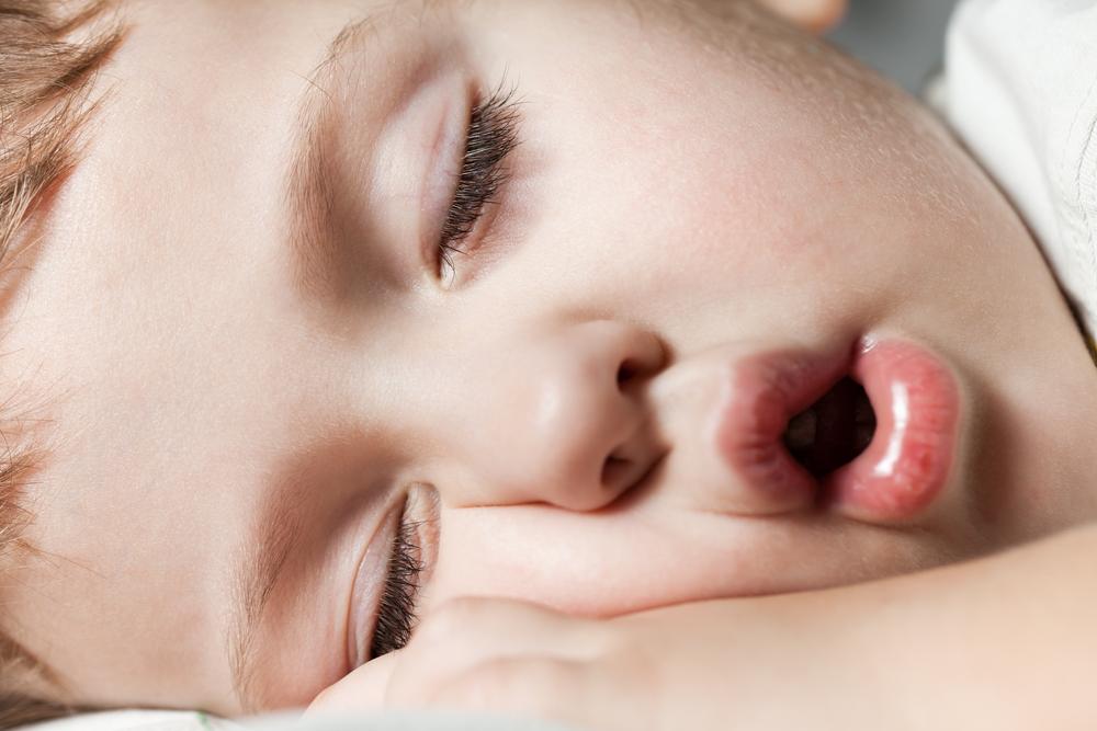 Ora de culcare a copiilor copil care doarme