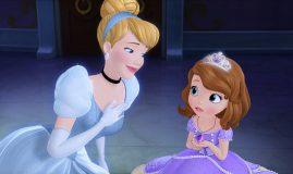 Cenușăreasa și Sofia Întâi
