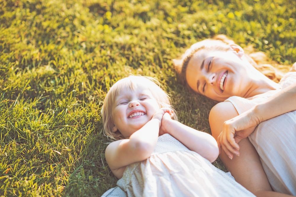 Sa le spunem copiilor ca sunt frumosi / Totul despre mame