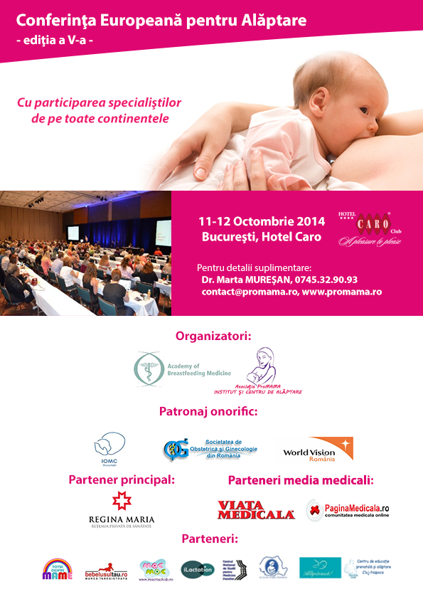 Conferinta europeana pentru alaptare | Totul despre mame