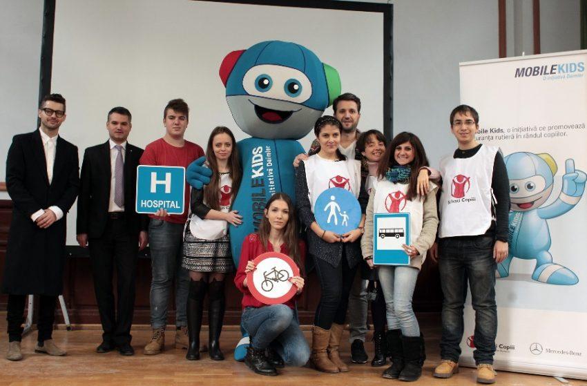 Mercedes-Benz Romania - Mobile Kids | Totul despre mame