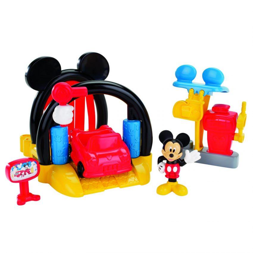 Spalatorie auto Mickey Mouse | Totul despre mame