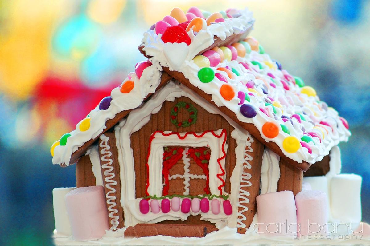 deserturi de crăciun căsuță dulce