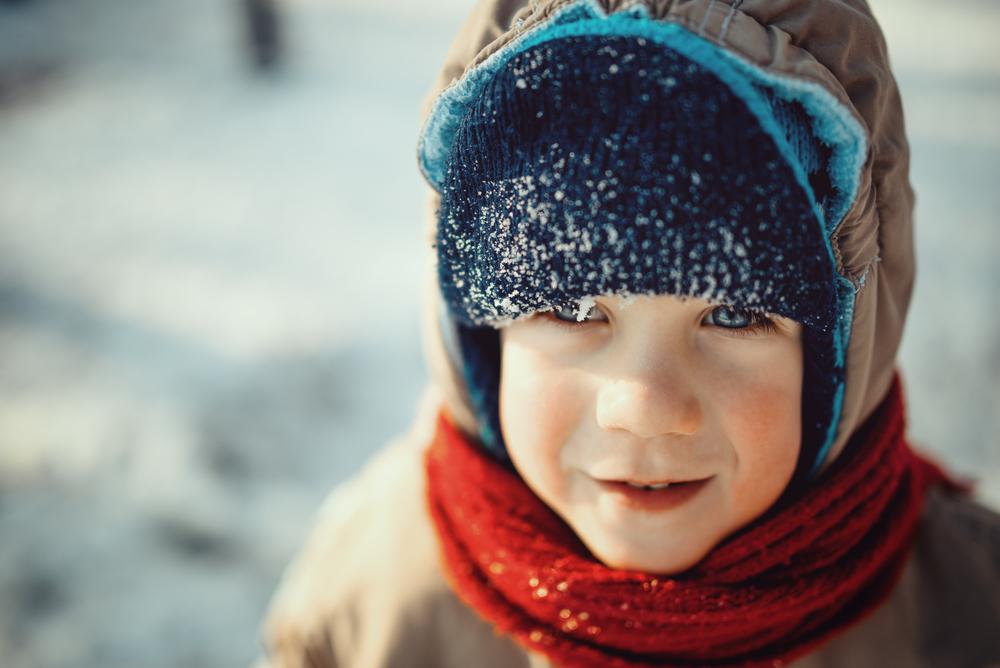 Cum ii imbracam pe copii iarna/Totul despre mame