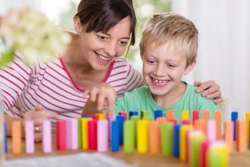 Arta conversației copil mamă