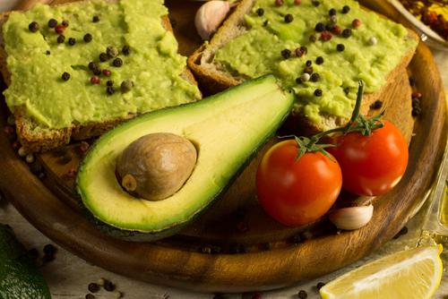 rețete cu avocado micul dejun