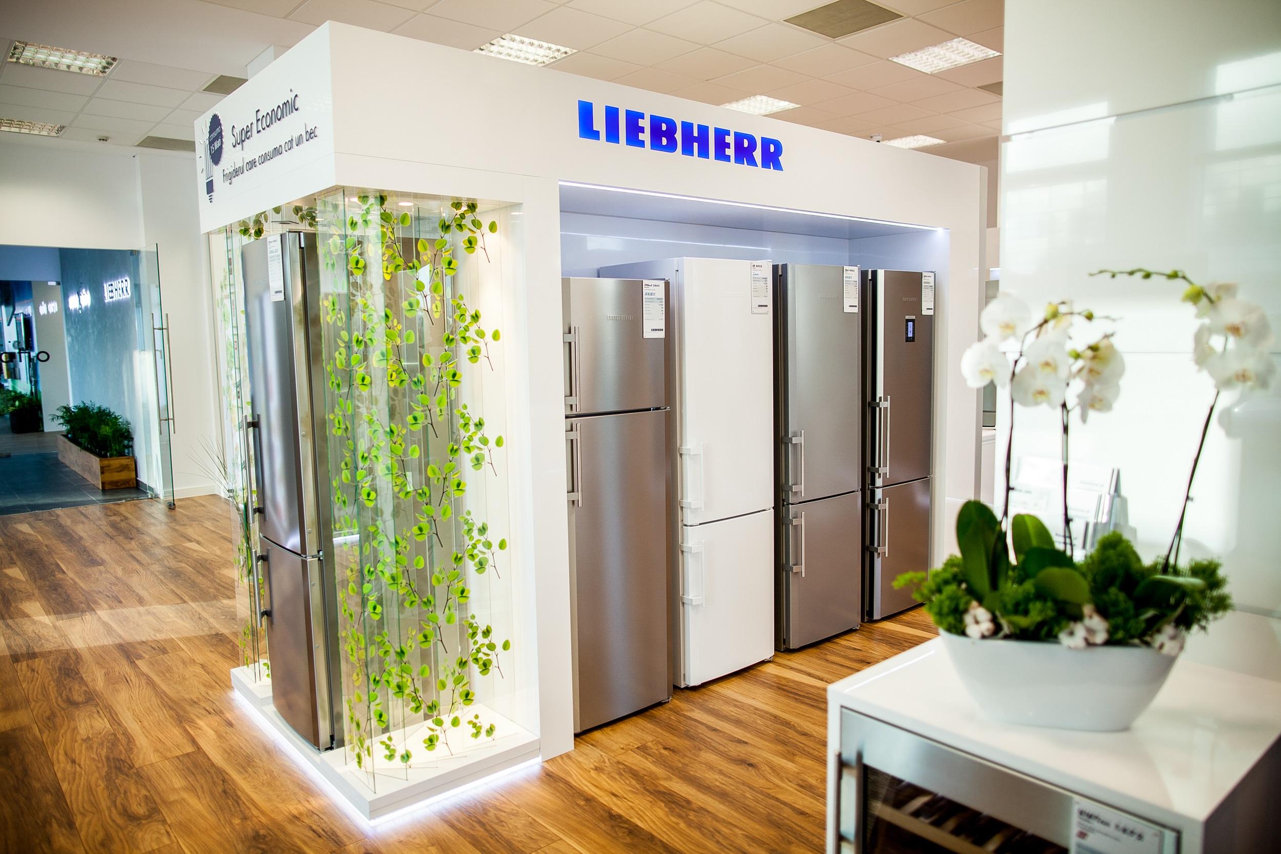 Liebherr - Totul despre mame