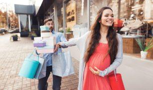 cumpărături înainte de sarcină