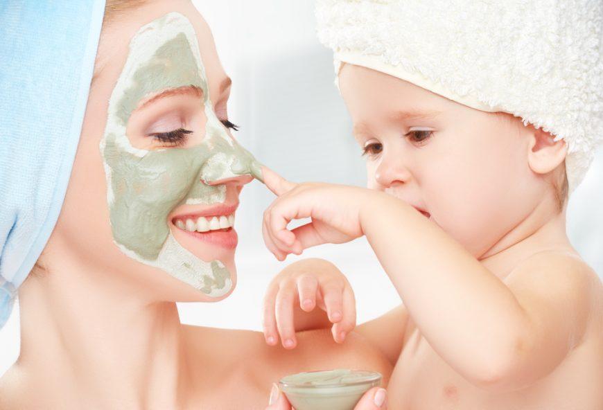 trucuri de înfrumusețare pentru mame