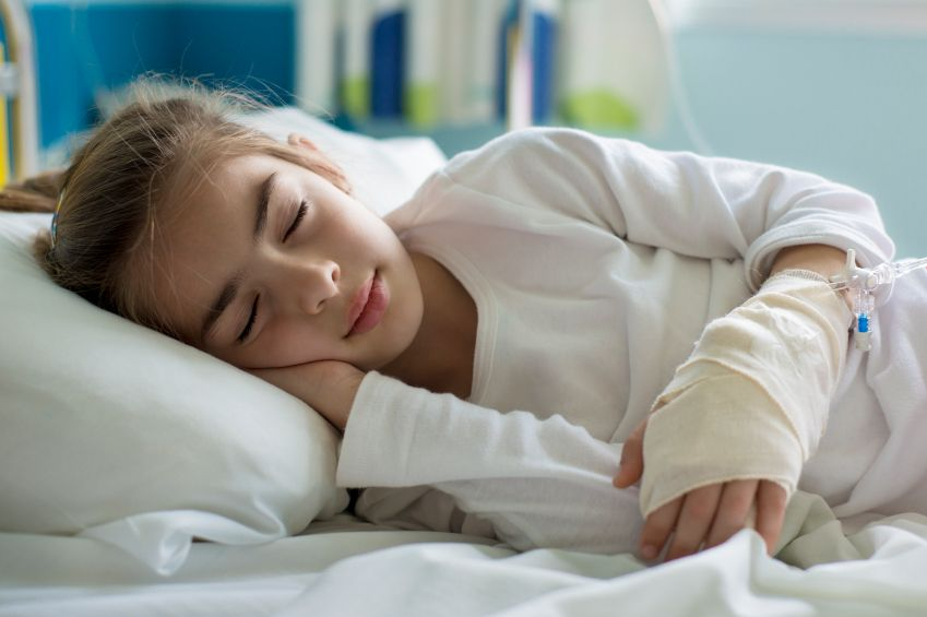 http://www.istockphoto.com/photo/little-patient-sleeping-in-the-hospital-bed-48498502