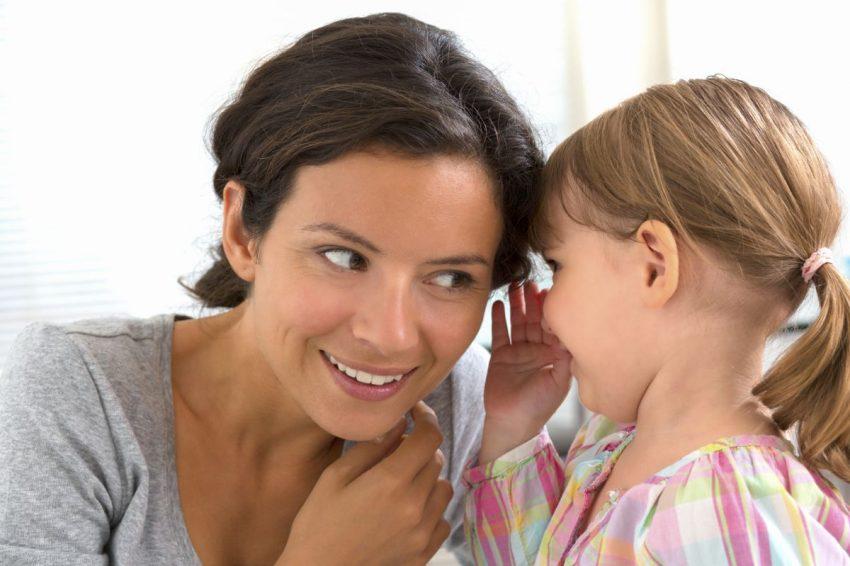 copilul spune nu totul despre mame
