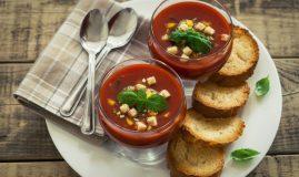 gazpacho cu țelină