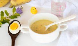 oul în alimentația bebelușului