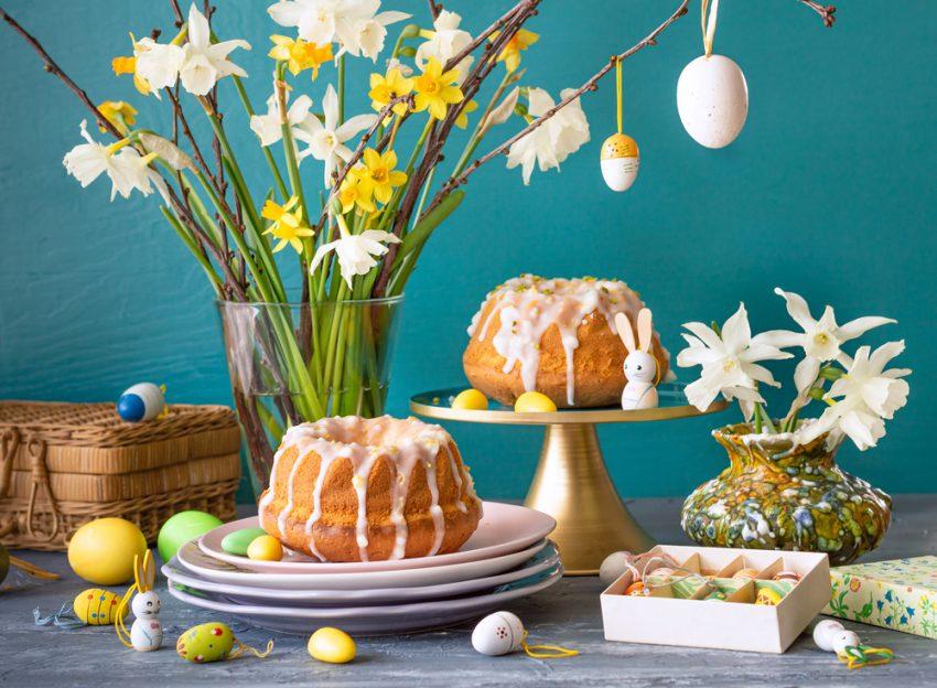 prăjituri rapide de Paște