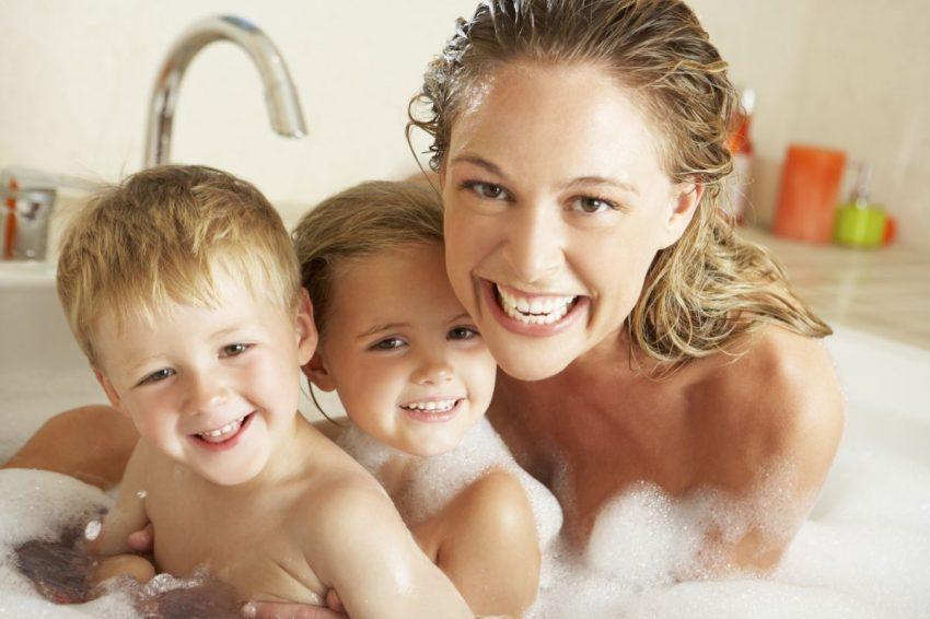 baie cu copilul totul despre mame