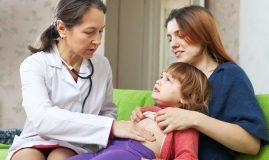 Dureri normale in copilarie