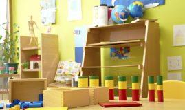 casa in stil montessori