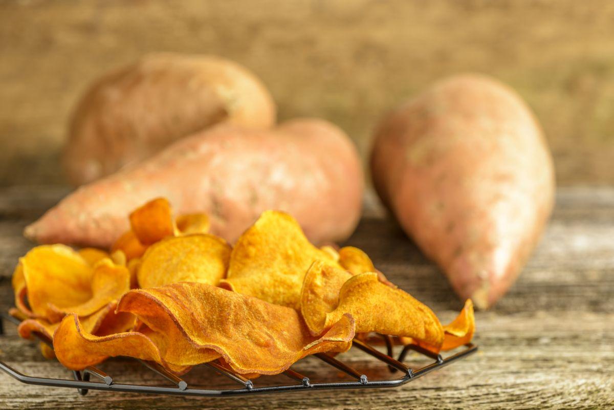 barcute din cartofi dulci