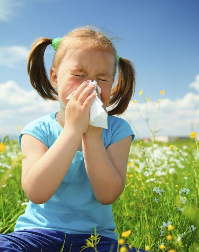 alergii sezoniere