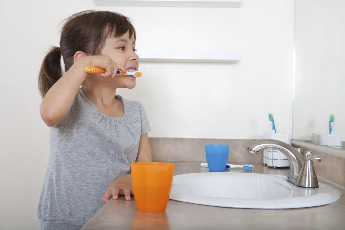 spălatul pe dinți