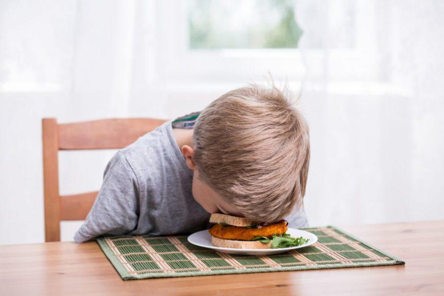 tulburările de alimentație în autism