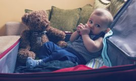 Prima vacanta alaturi de bebe